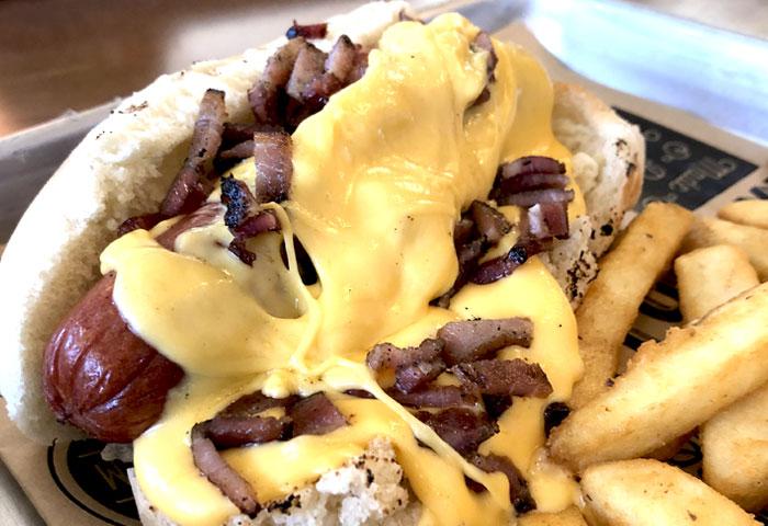gourmet hot dog nj best hot dog nj
